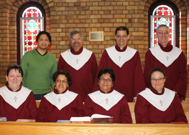 St Oswald's Choir sml