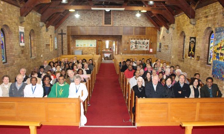 Sunday 7.30am Mass sml